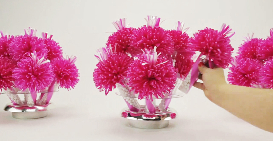 Wedding centerpieces and party favors decorations