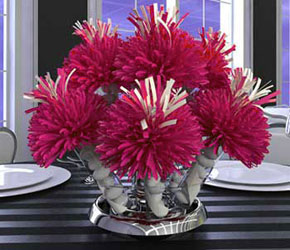Fusia Birthday Centerpiece