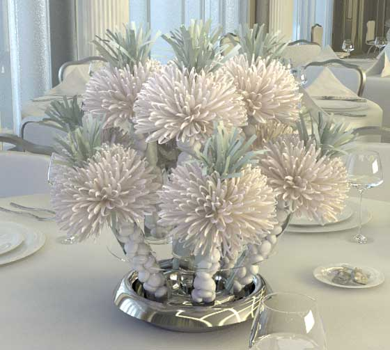 Party Favors and Centerpieces; Wedding Favors and Decorations for