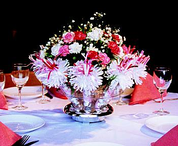 Wanderful Centerpieces With Built In Favors For Every Guest Great Parties Weddings And Special Events Available All Jewel Tone Colors