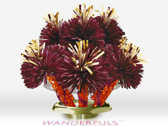 Pepperidge Farm's Annual Employees Party Centerpieces Designed By Wanderfuls.