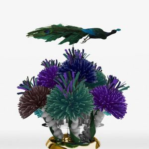Peacock Bird Centerpiece
