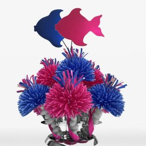 Tropical Caribbean Fish Centerpiece