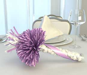 Lavender-wedding-favor