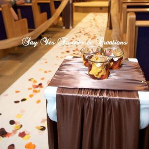Say Yes Events & Creations / Essence Catering Services