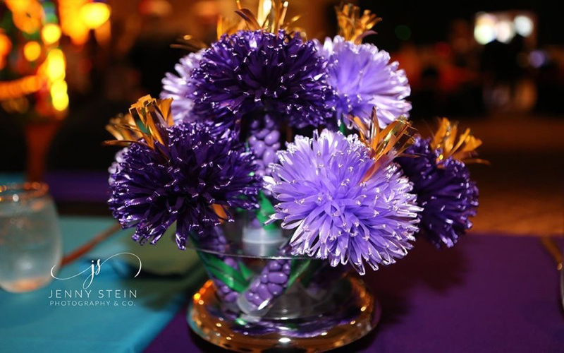 Bar Mitzvah Centerpieces Ideas 2