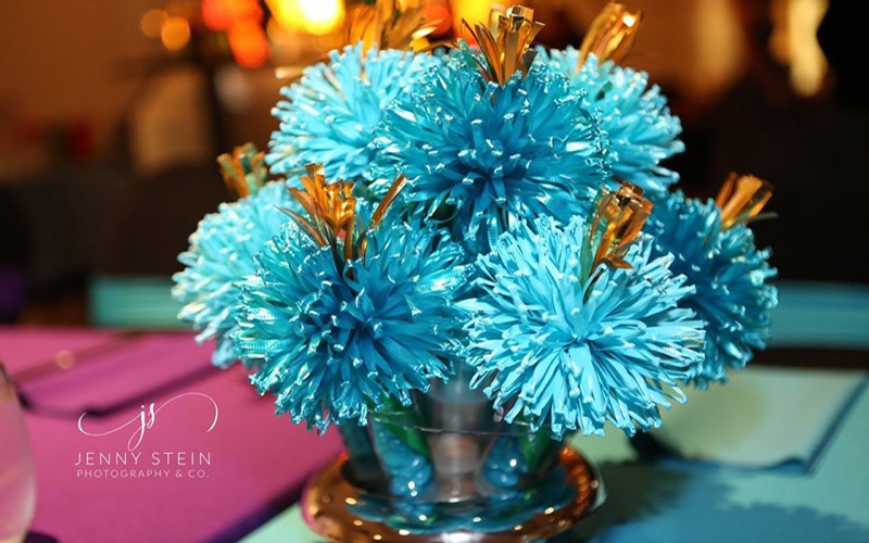 Bar Mitzvah Centerpieces Ideas