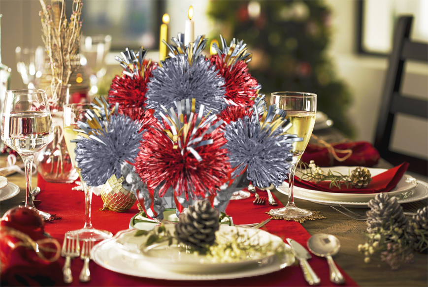 New Year's Eve Centerpiece Ideas